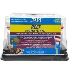 api master test kit instructions