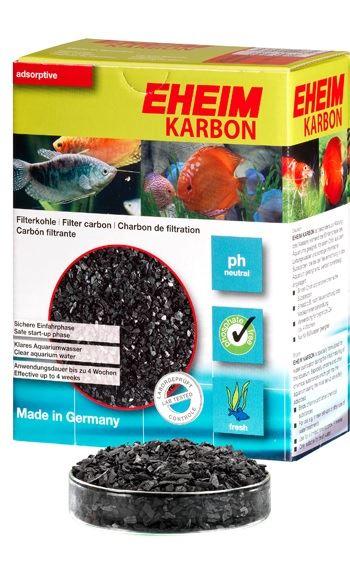 פחם לאקווריום EHEIM Karbon 225g - תמונה 1