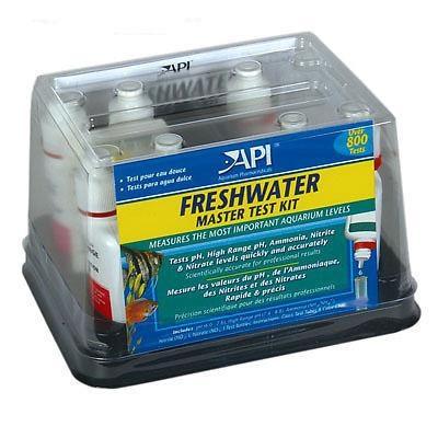 ערכת בדיקה API Freshwater Master Kit - תמונה 1