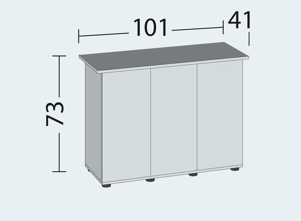 אקווריום + שולחן JUWEL RIO 180 - תמונה 14