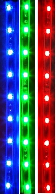 תאורת לד לאקווריום אורך 60 ס''מ עוצמה 10 וואט - תמונה 3
