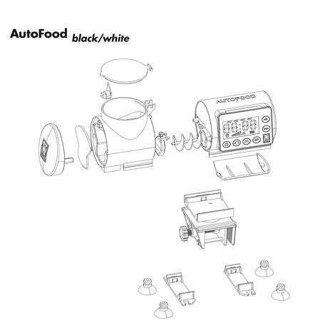 מאכיל אוטומטי לאקווריום JBL AutoFood - תמונה 3