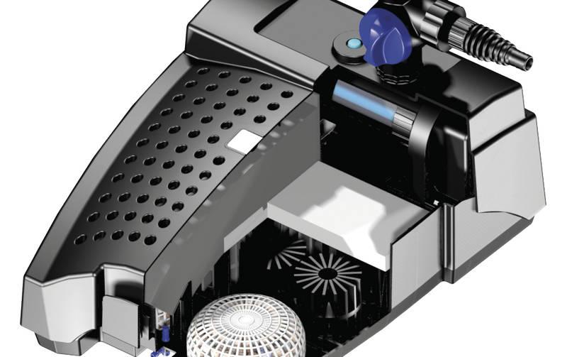 סט משאבת מים ופילטר לבריכת נוי  OASE Filtral UVC 6000 - תמונה 8