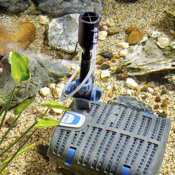 סט משאבת מים ופילטר לבריכת נוי  OASE Filtral UVC 6000 - תמונה 4