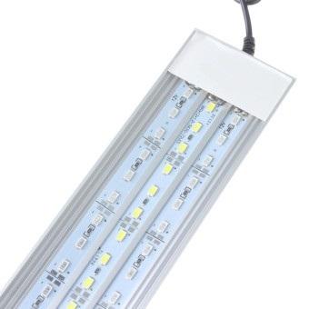 תאורת לד לאקווריום ( RGB ) אורך: 180 עוצמה: 120W - תמונה 2