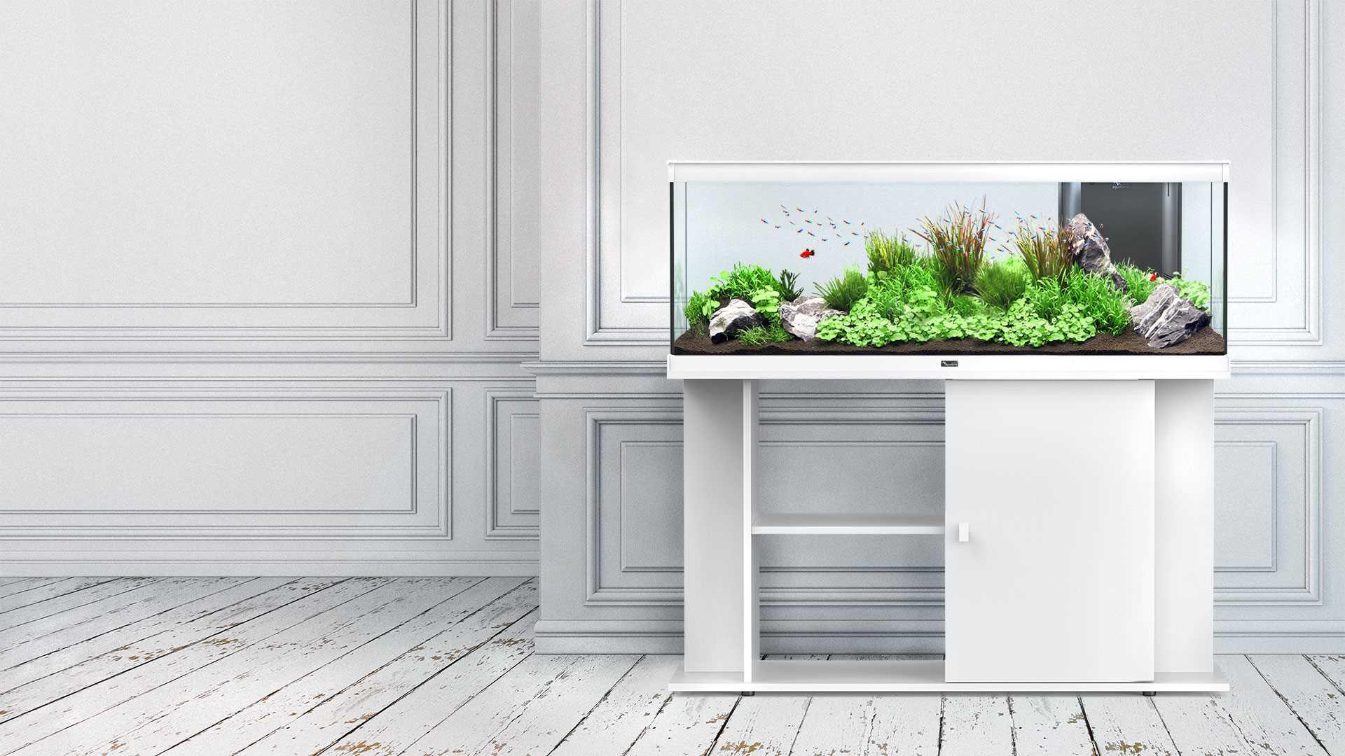 אקווריום + שולחן Aquatlantis Style Led 100 - תמונה 10