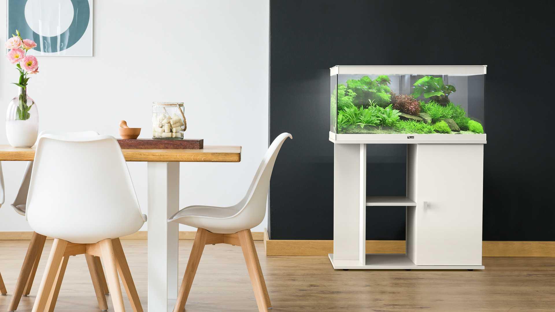 אקווריום + שולחן Aquatlantis Style Led 100 - תמונה 11