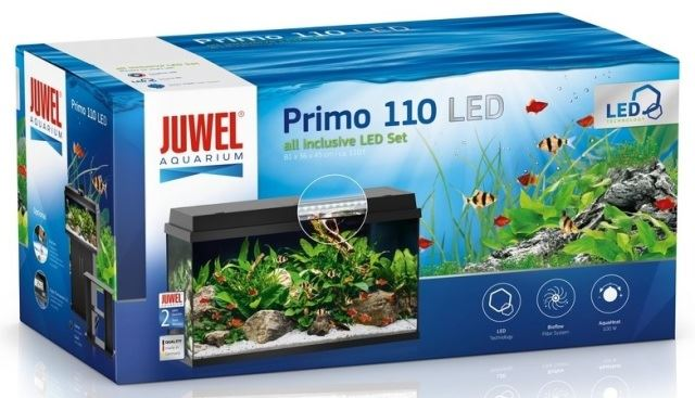 אקווריום 110 ליטר JUWEL Primo_LED 110 - תמונה 2