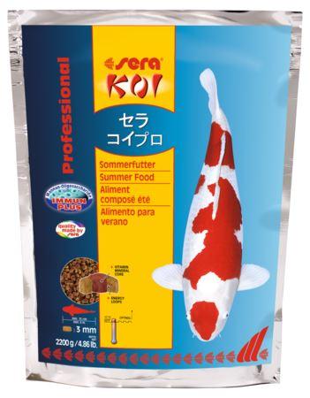 קוי פרופשיונל 2.2 קילו Sera KOI Professional - תמונה 1