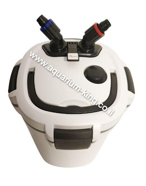 פילטר חיצוני לאקווריום Aqua Decor Pro1500 - תמונה 3