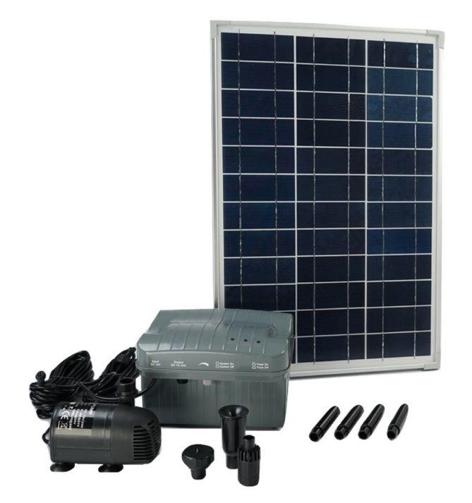 משאבת מים סולרית UBBINK SOLARMAX1000 - תמונה 3