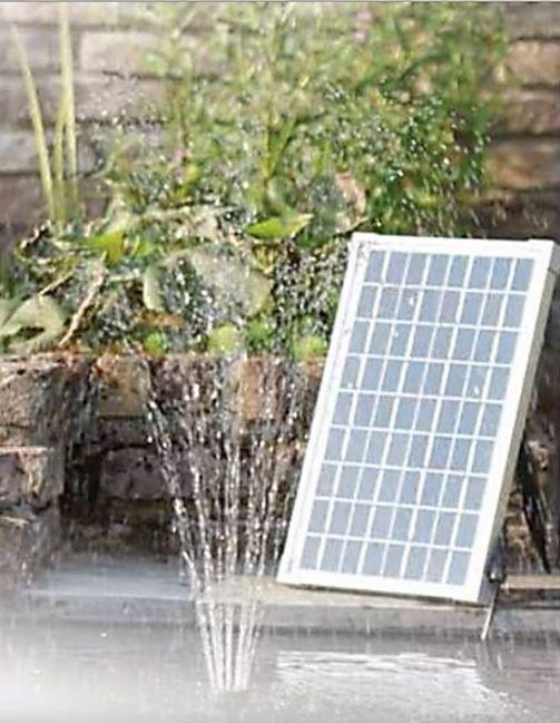 משאבת מים סולרית UBBINK SOLARMAX1000 - תמונה 1