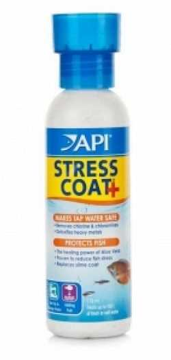 נגד סטרס Api Stress Coat