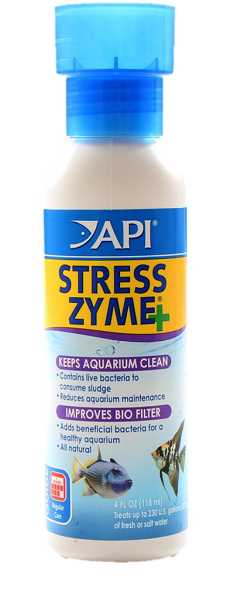 בקטריה Api StressZyme 295ML